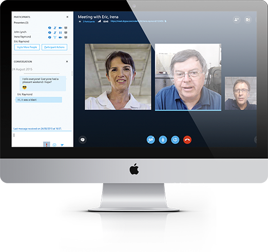 Tenha o Skype for Business como aliado
